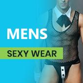 Mens sexy wear